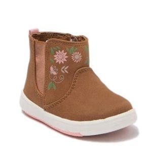 Dr Scholls Novah Leather Infant Toddler Boot